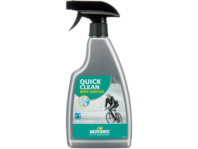 Motorex Quick Clean Bike Cleaner 500ml